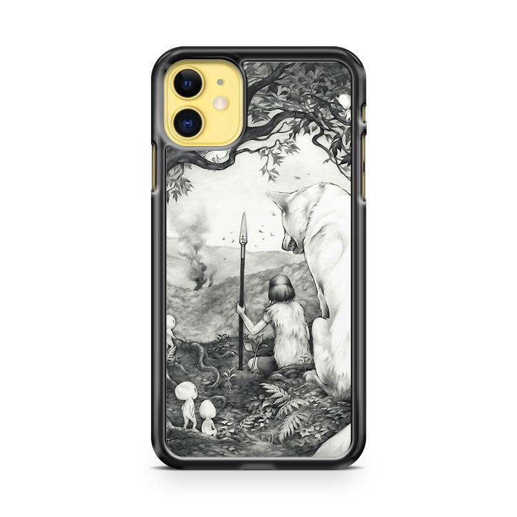Between The Roots And The Branches iPhone 11 Case Cover | Oramicase