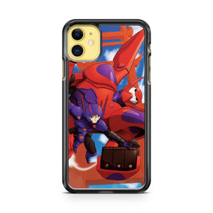 Big Hero 6 Baymax And Hiro iPhone 11 Case Cover | Oramicase