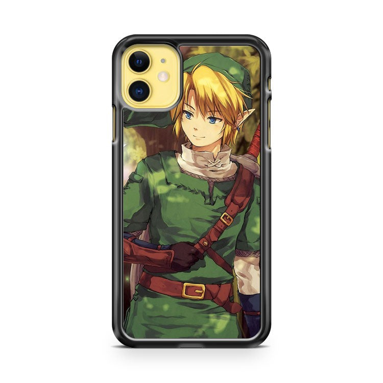 Cool Zelda Link iPhone 11 Case Cover | Oramicase