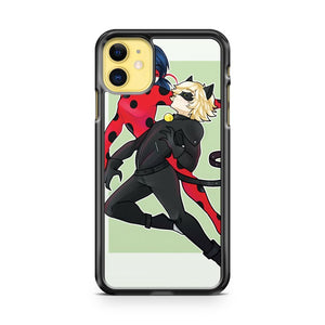 Couple Ladynoir iPhone 11 Case Cover | Oramicase