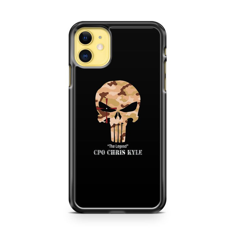 cpo chris kyle iPhone 11 Case Cover | Oramicase