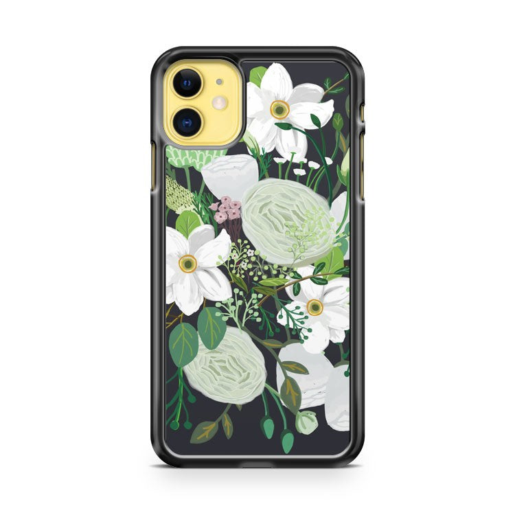 Floral Forest iPhone 11 Case Cover | Oramicase
