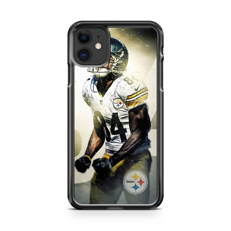 ANTONIO BROWN PITTSBURGH STEELERS 3 iPhone 11 Case Cover | Oramicase