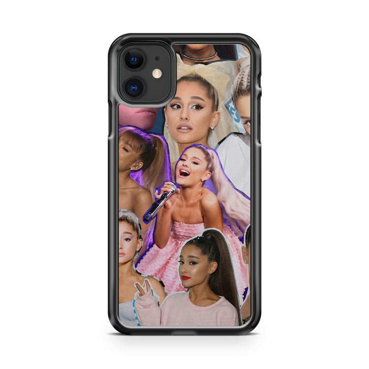 ariana grande collage iPhone 11 Case Cover | Oramicase