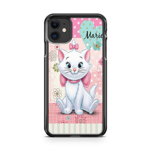 Aristocats Cats Disney iPhone 11 Case Cover | Oramicase