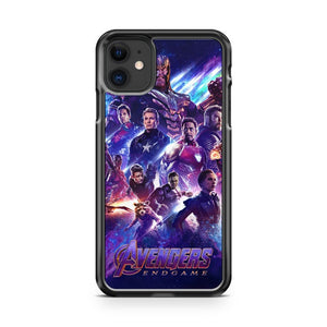 AVENGERS ENDGAME 2 iPhone 11 Case Cover | Oramicase