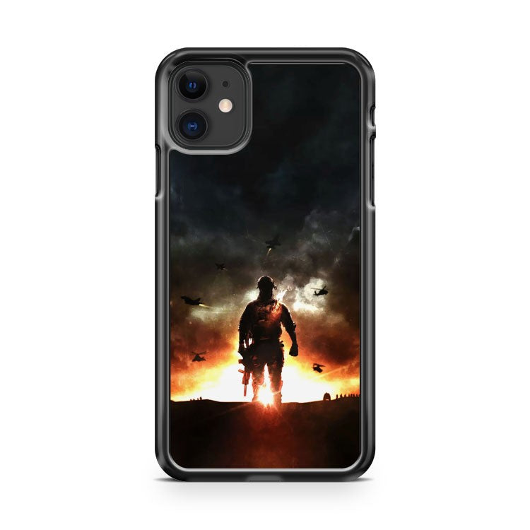 BATTLEFIELD iPhone 11 Case Cover | Oramicase
