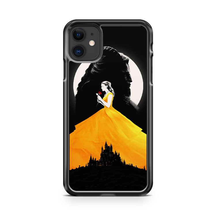 Beauty and the Beast Movie Poster iPhone 11 Case Cover | Oramicase