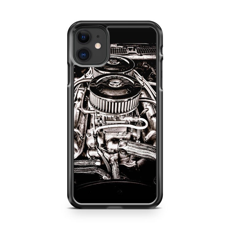 Big Block Chevrolet Engine Vintage iPhone 11 Case Cover | Oramicase