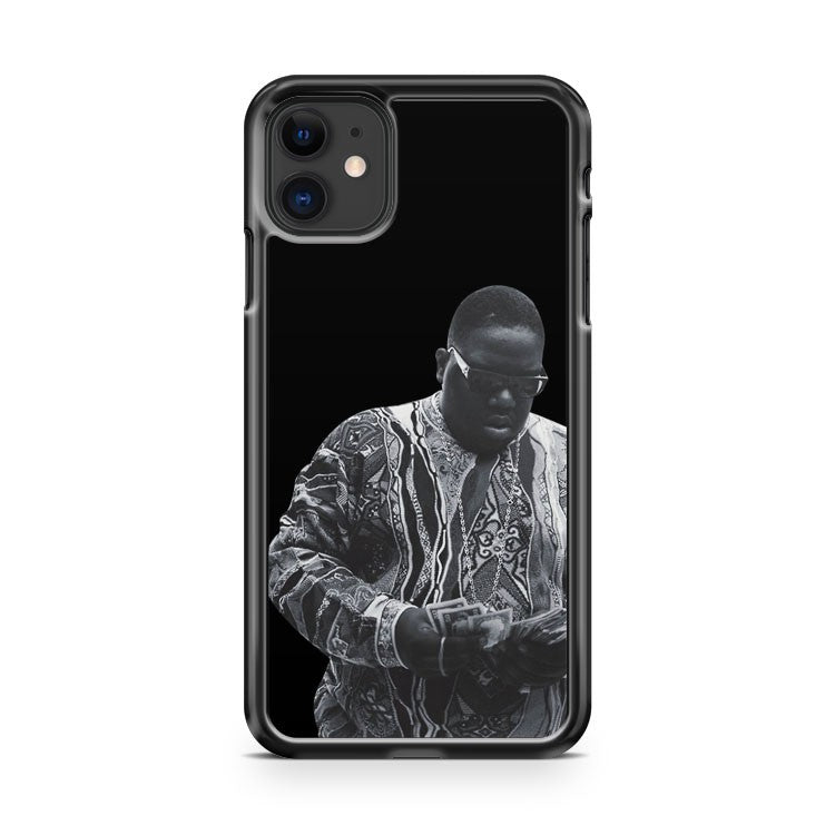 Biggie Smalls 3 iPhone 11 Case Cover | Oramicase