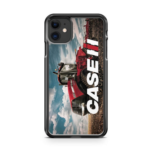 Case IH Tractor iPhone 11 Case Cover | Oramicase