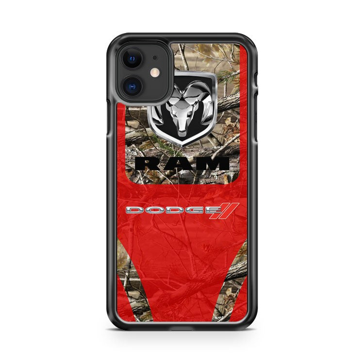 cool realtree dodge ram logo 3 iPhone 11 Case Cover | Oramicase