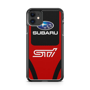 cool subaru logo 3 iPhone 11 Case Cover | Oramicase