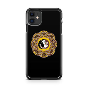 Florida State Seminoles iPhone 11 Case Cover | Oramicase