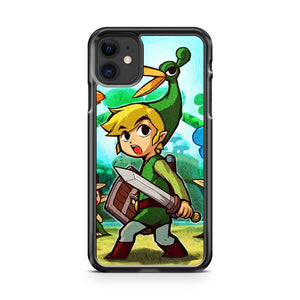 The Legend of Zelda The Minish Cap iPhone 11 Case Cover
