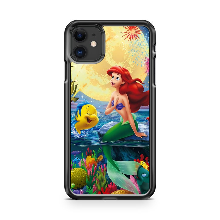 The Little Mermaid iPhone 11 Case Cover