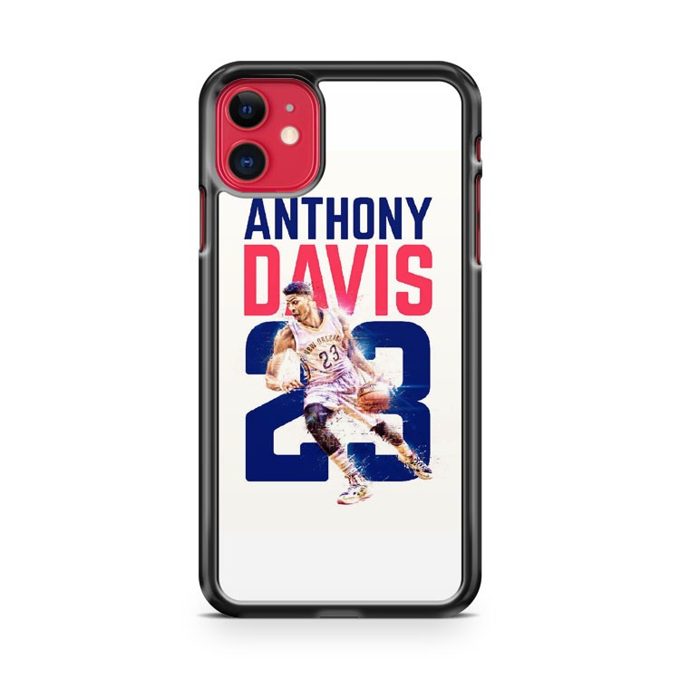 Anthony Davis Pelicans 23 iPhone 11 Case Cover | Oramicase