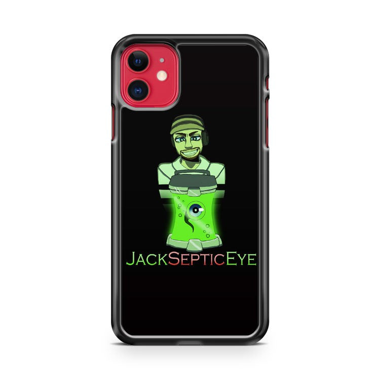 Anti Septiceye Jacksepticeye iPhone 11 Case Cover | Oramicase