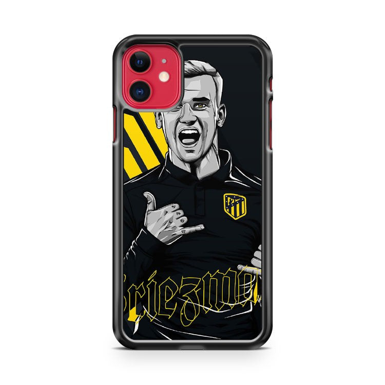 Antoine Griezmann Football Player iPhone 11 Case Cover | Oramicase