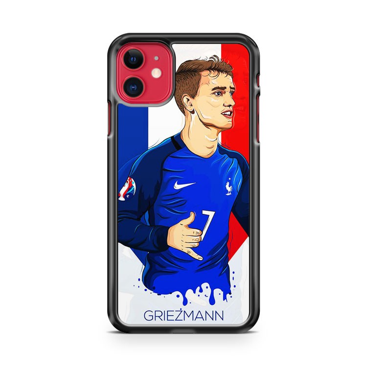 Antoine Griezmann France 2 iPhone 11 Case Cover | Oramicase