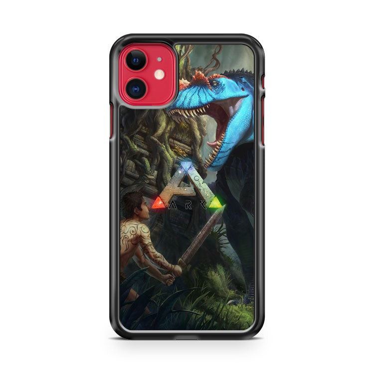 Ark Survival Evolved Dinosaur iPhone 11 Case Cover | Oramicase