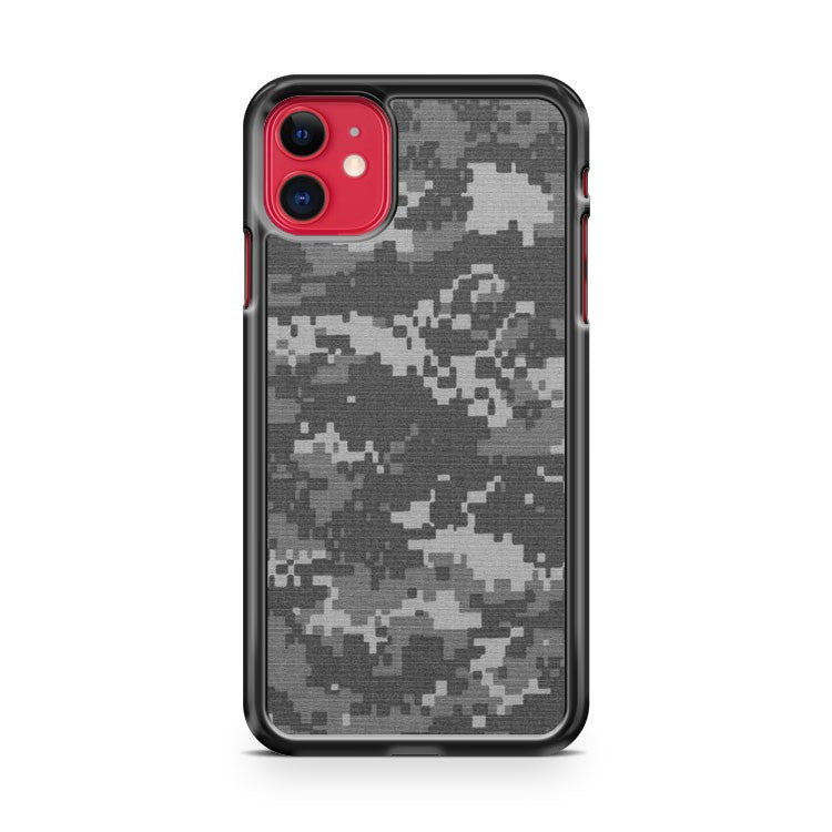 Army Digital Camo iPhone 11 Case Cover | Oramicase