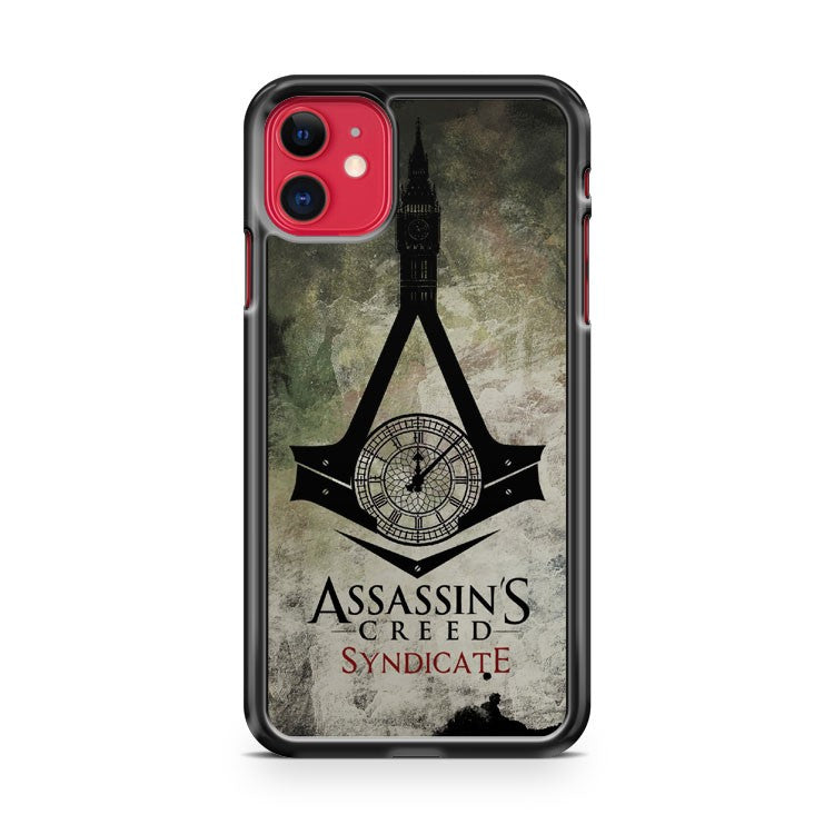 Assassin s Creed Syndicate iPhone 11 Case Cover | Oramicase