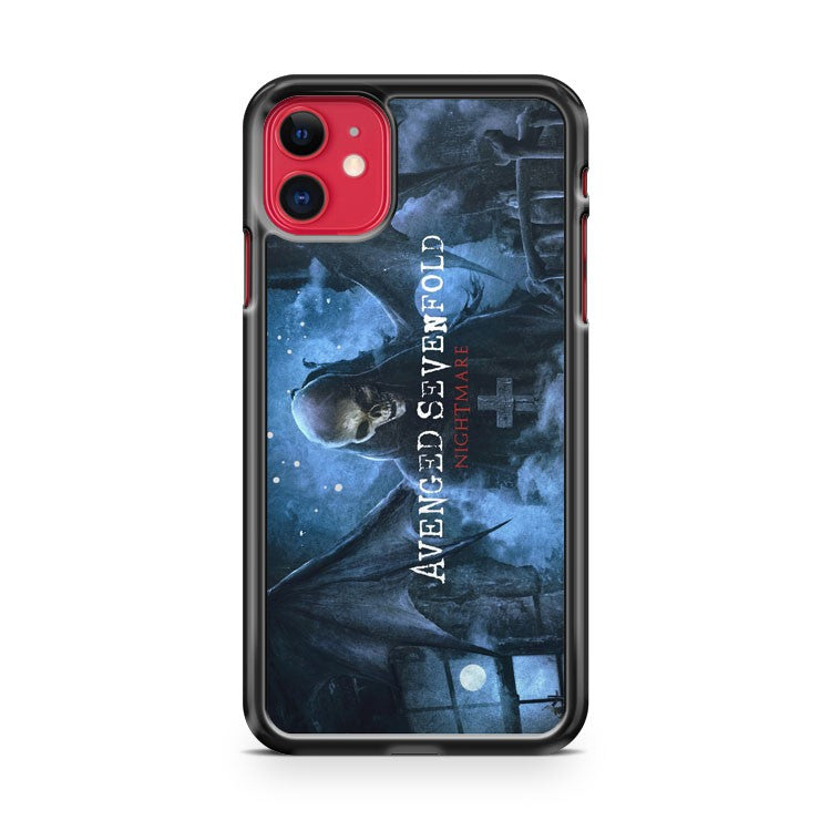 Avenged Sevenfold Nightmare iPhone 11 Case Cover | Oramicase