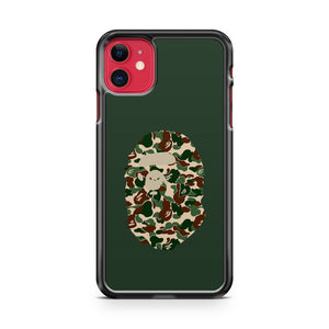 Bape Camo Shark Bathing Ape iPhone 11 Case Cover | Oramicase