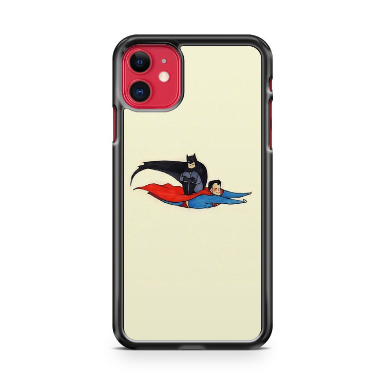Batman Can t Fly iPhone 11 Case Cover | Oramicase