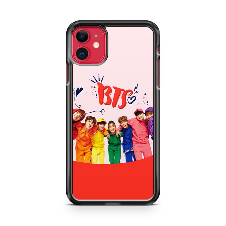 Best Bangtan Boys iPhone 11 Case Cover | Oramicase