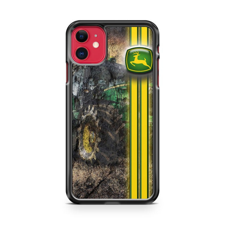 John Deere Art iPhone 11 Case Cover | Oramicase