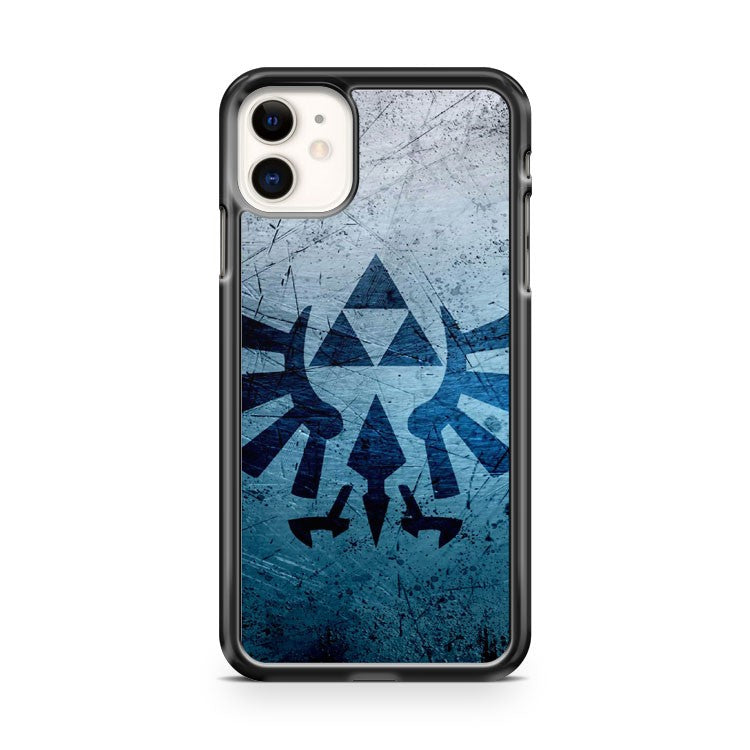 The Legend of Zelda Tri Force iPhone 11 Case Cover