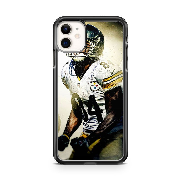ANTONIO BROWN PITTSBURGH STEELERS 2 iPhone 11 Case Cover | Oramicase