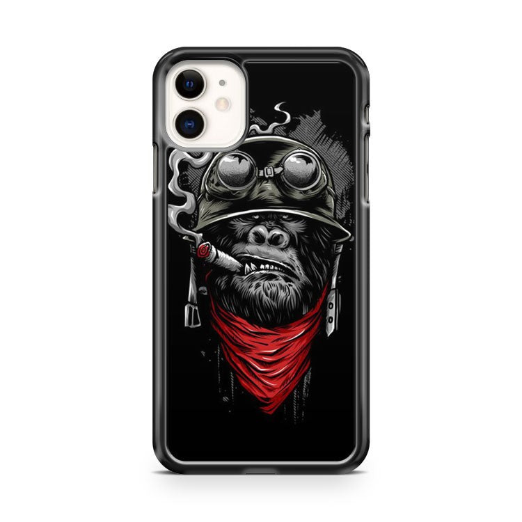 Ape Of Duty art iPhone 11 Case Cover | Oramicase