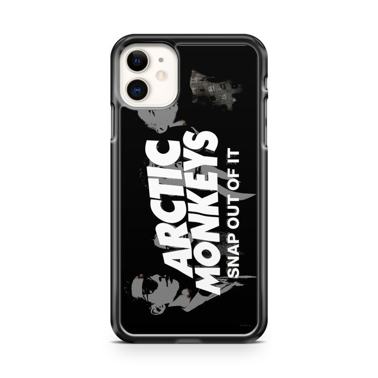 Arctic Monkeys Music Indie iPhone 11 Case Cover | Oramicase