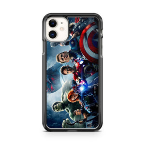 Avengers Super Heroes Marvel iPhone 11 Case Cover | Oramicase