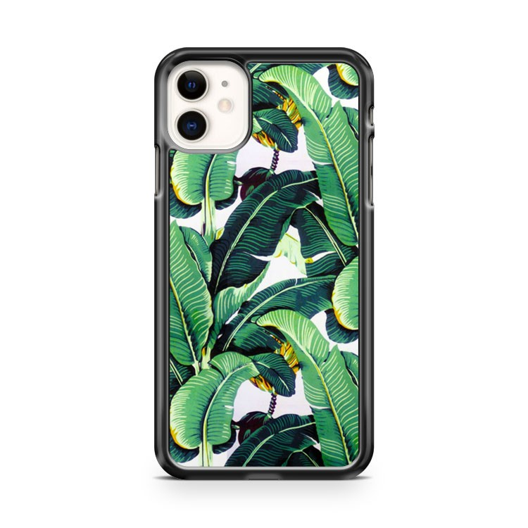 Banana Leaf iPhone 11 Case Cover | Oramicase