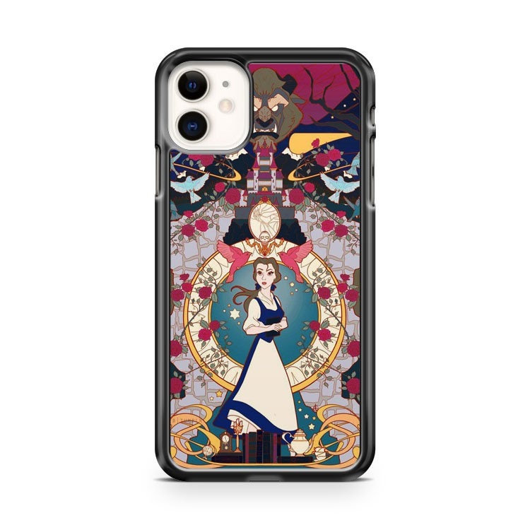 beauty and the beast 5 iPhone 11 Case Cover | Oramicase