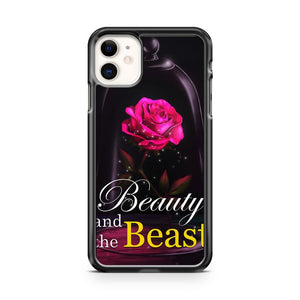 BEAUTY AND THE BEAST ROSE 3 iPhone 11 Case Cover | Oramicase
