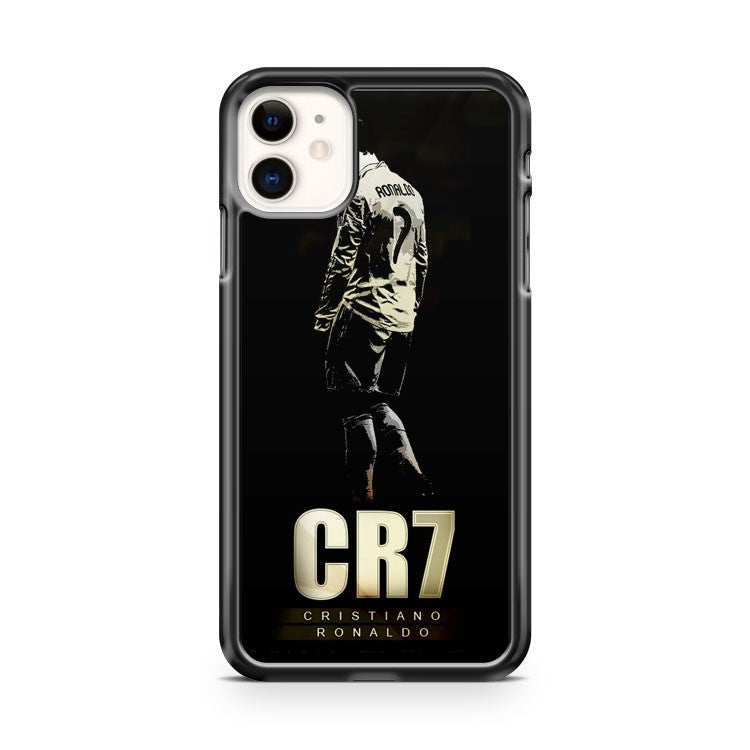 CR7 Cristiano Ronaldo iPhone 11 Case Cover | Oramicase