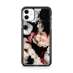Floral Flower Design iPhone 11 Case Cover | Oramicase