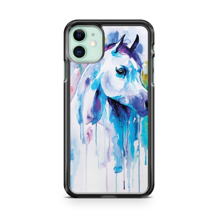 Arabian Horse Art 2 iPhone 11 Case Cover | Oramicase