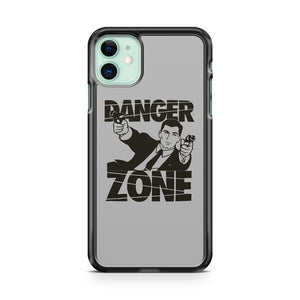 Archer The Danger Zone 2 iPhone 11 Case Cover | Oramicase