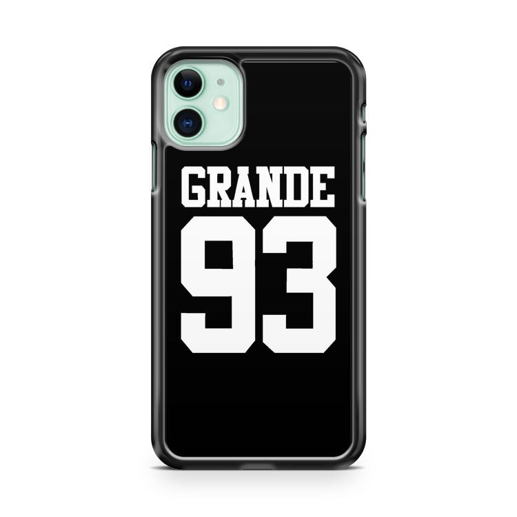 Ariana Grande 93 3 iPhone 11 Case Cover | Oramicase