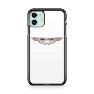 Aston Martin white iPhone 11 Case Cover | Oramicase