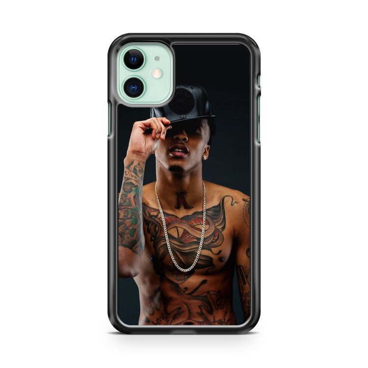 August Alsina 2 iPhone 11 Case Cover | Oramicase