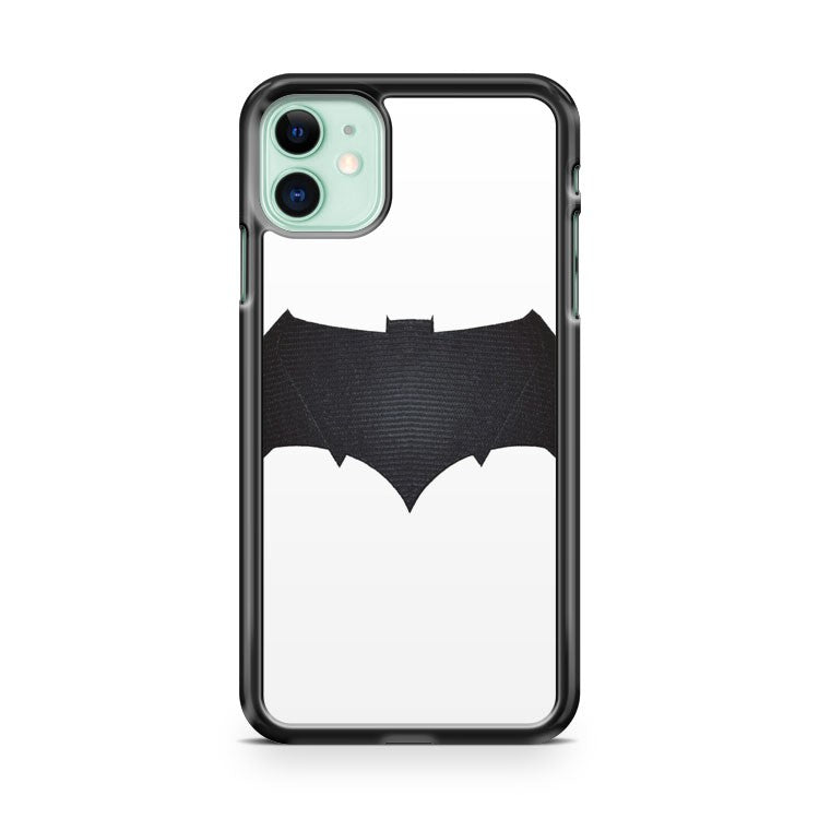 Batman v Superman Batman Realistic Logo 2 iPhone 11 Case Cover | Oramicase