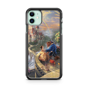Beauty and The Beast Disney Belle 2 iPhone 11 Case Cover | Oramicase
