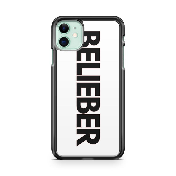 BELIEBER iPhone 11 Case Cover | Oramicase